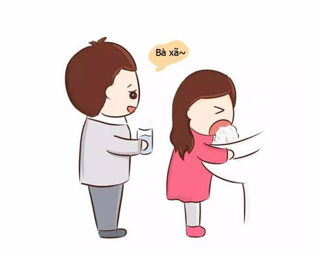 Nhung hanh dong chung to tinh yeu cua chong khi vo mang thai - Anh 4