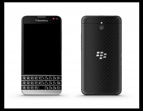 BlackBerry Mercury chay Android 7 se ra mat dau nam 2017 - Anh 1