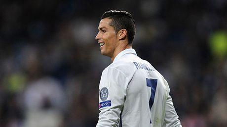 Ronaldo tit ngoi, Real van mo dai tiec tai Bernabeu - Anh 2
