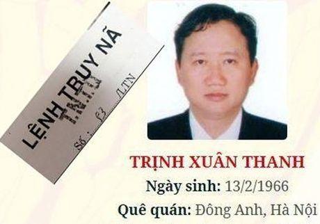 Cong an nhieu nuoc phoi hop voi Viet Nam bat Trinh Xuan Thanh - Anh 1