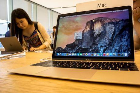 Apple se ra may Mac moi vao ngay 27/10, sau 4 nam cho doi - Anh 1