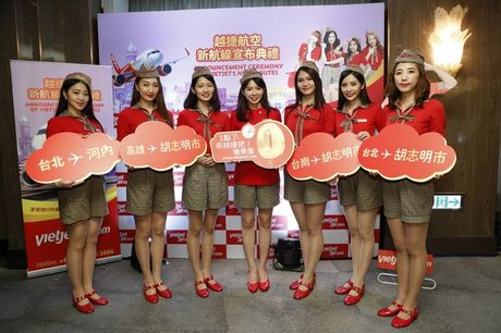 Vietjet mo cung luc 2 duong bay Ha Noi – Dai Bac, TP.HCM – Cao Hung - Anh 1