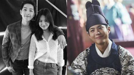 Couple Song: Song Joong Ki se cau hon Song Hye Kyo vao sinh nhat cua dan chi? - Anh 2