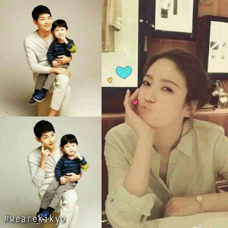 Couple Song: Song Joong Ki se cau hon Song Hye Kyo vao sinh nhat cua dan chi? - Anh 3