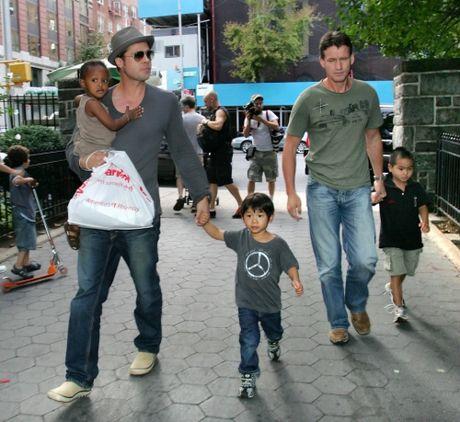 He lo moi lo so lon nhat cua Angelina Jolie – Brad Pitt - Anh 2