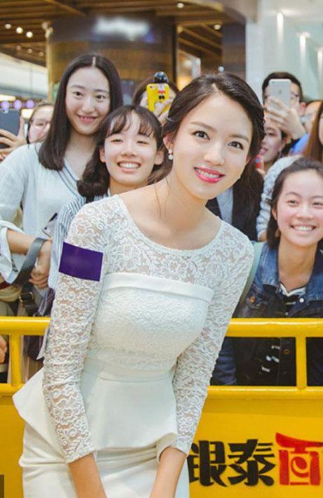 Du Trung Quoc co them nhieu Hoa hau nhung nhan sac khong ai vuot qua duoc nguoi nay - Anh 6