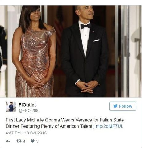 Phong cach an mac tao bao cua ba Obama khi du tiec cung chong - Anh 4