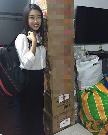 Phan Anh da nhan duoc 16 ty, Hoa hau My Linh day dut voi mien Trung - Anh 2