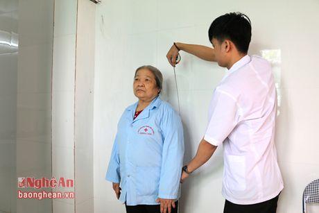 May do loang xuong DEXXUMT o Benh vien Giao thong – Van tai Vinh - Anh 1