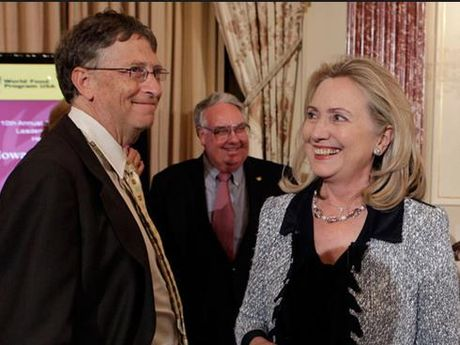 WikiLeaks: Bill Gates suyt duoc chon tranh cu pho tong thong My - Anh 1