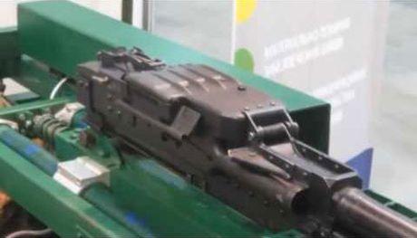 Can canh robot chien dau da nang cua quan doi Ukraine - Anh 1