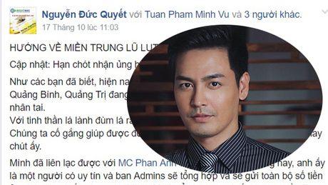 'Noi la lam' nhu Phan Anh, du hoc sinh quyen tien giup dan mien Trung - Anh 1