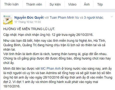 'Noi la lam' nhu Phan Anh, du hoc sinh quyen tien giup dan mien Trung - Anh 2