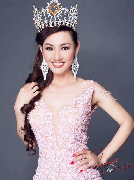 Tracy Hang Nguyen du thi 'Mrs World' 2016 - Anh 1