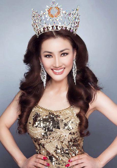 Tracy Hang Nguyen du thi 'Mrs World' 2016 - Anh 2
