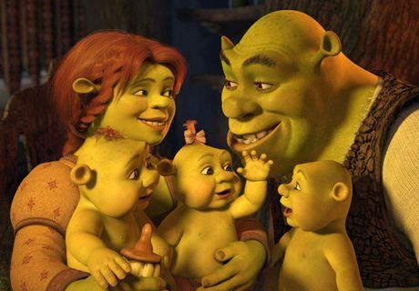 'Shrek 5' bat dau duoc trien khai - Anh 1