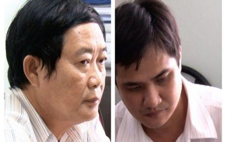 Ba giam doc doanh nghiep bi de nghi truy to toi tham o - Anh 1