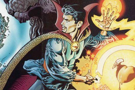 Khac biet cua nhan vat trong 'Doctor Strange' so voi truyen - Anh 1