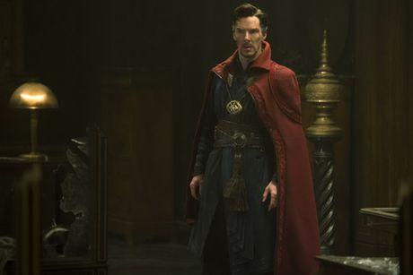 Khac biet cua nhan vat trong 'Doctor Strange' so voi truyen - Anh 2