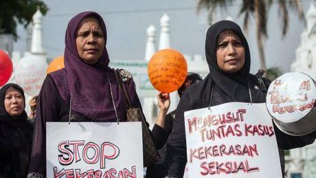 Indonesia thien toi pham de giam nan tan cong tinh duc - Anh 1