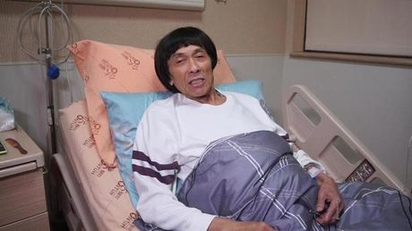 Tai tu phim 'Thieu Lam' chi con song duoc 1 nam vi ung thu - Anh 2