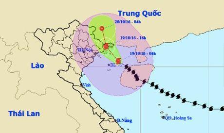 Bao so 7 vao Quang Ninh, Ha Noi de phong gio giat - Anh 1