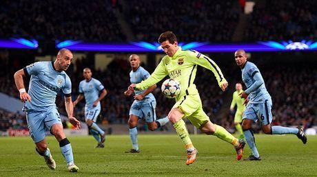 Truc tiep Barca vs Man City, 1h45 ngay 20/10: Ngay ve cua Pep - Anh 1