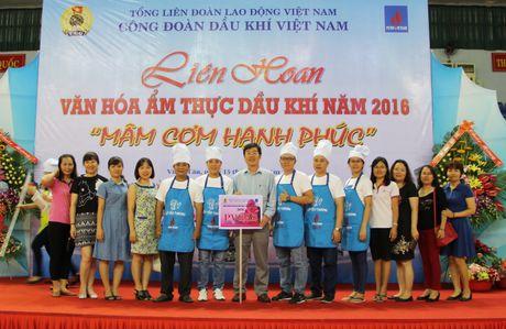 'Mam com thap lua yeu thuong' cua PV GAS chao 20/10 - Anh 3