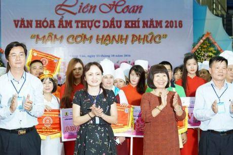 'Mam com thap lua yeu thuong' cua PV GAS chao 20/10 - Anh 6