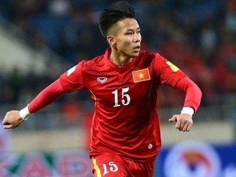 Nguoi hung U19 VN vang mat tran cuoi vong bang - Anh 1