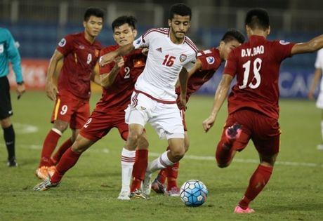 U19 Viet Nam hien tai la tot nhat cua chung ta qua cac ky tham du giai dau chau luc - Anh 1