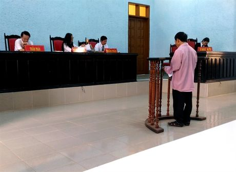 Ho bien Pho Giam doc So NN-PTNT thanh cong nhan lam truong (?) - Anh 2