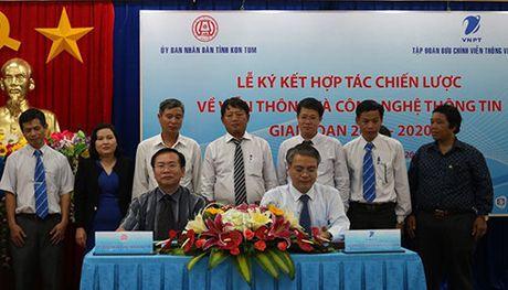 Chu tich VNPT Tran Manh Hung: Tap doan can 10.000 ky su chuyen ve CNTT - Anh 2