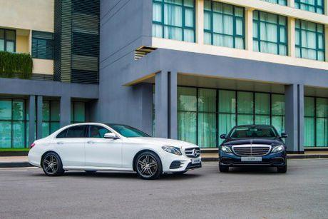 Sau Ha Noi, Mercedes-Benz E-Class the he moi den voi VIMS 2016 - Anh 1