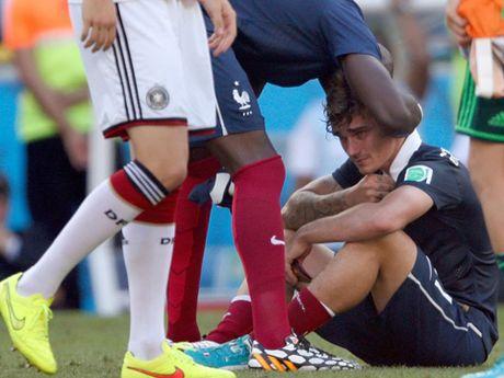 Antoine Griezmann: 'Toi gioi gan bang Messi va Ronaldo roi' - Anh 3