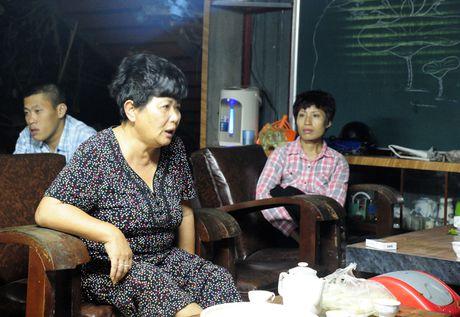 Bao so 7 do vao Hai Phong: Chuyen chay bao cho nguoi khuyet tat - Anh 3