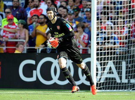 Doi hinh toi uu de Arsenal 'bat nat' Ludogorets - Anh 1
