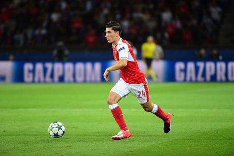 Doi hinh toi uu de Arsenal 'bat nat' Ludogorets - Anh 2