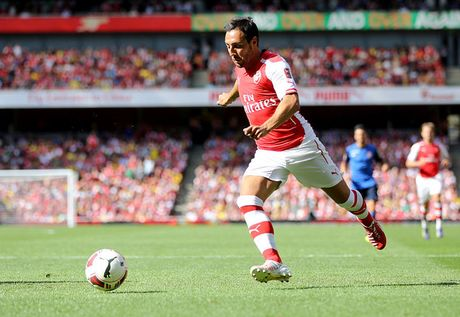 Doi hinh toi uu de Arsenal 'bat nat' Ludogorets - Anh 7