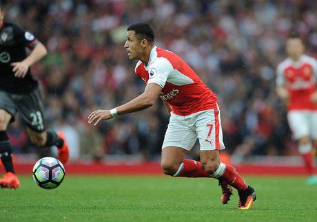 Doi hinh toi uu de Arsenal 'bat nat' Ludogorets - Anh 9