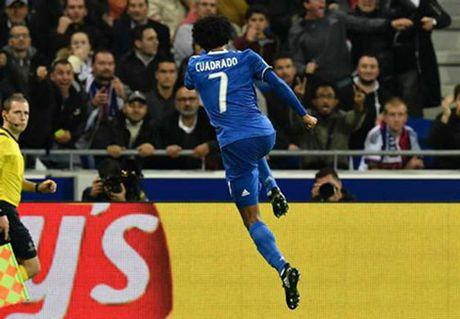 Tieu diem the thao: Real dai thang, HLV Zidane ca ngoi hang cong - Anh 2