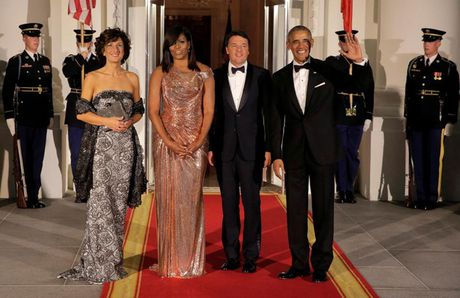 Bua tiec chieu dai cap Nha nuoc cuoi cung cua Tong thong My Obama - Anh 1