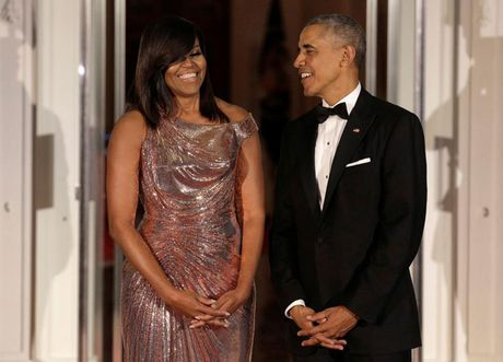 Bua tiec chieu dai cap Nha nuoc cuoi cung cua Tong thong My Obama - Anh 7
