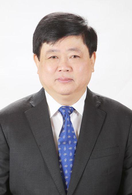 TGD VOV kiem chuc danh Chu tich Hoi dong ly luan, phe binh VHNT T.U - Anh 1