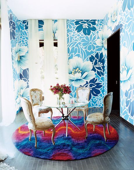 Ben trong biet thu trieu do xa hoa cua nha thiet ke Dolce va Gabbana - Anh 5