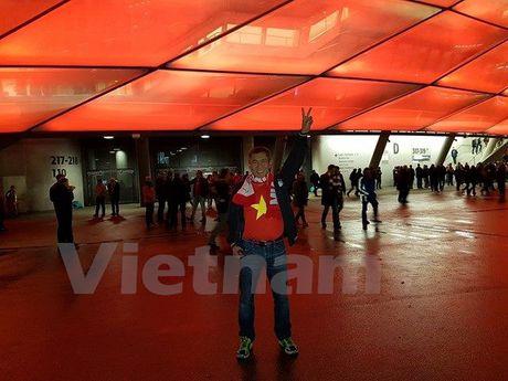 CDV Viet Nam rang ro tai Allianz Arena ngay Bayern huy diet PSV - Anh 2
