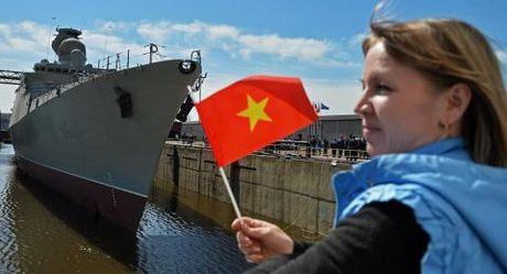 Suc manh phong khong tren cap tau Gepard moi cua Viet Nam? - Anh 1