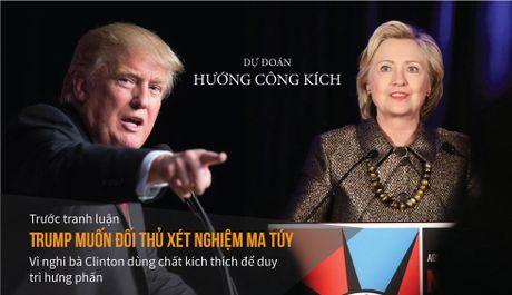 'Don doc' trong khau chien Trump-Clinton - Anh 11