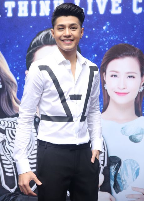 Thieu Bao Trang ho bao den ung ho show Noo Phuoc Thinh - Anh 3