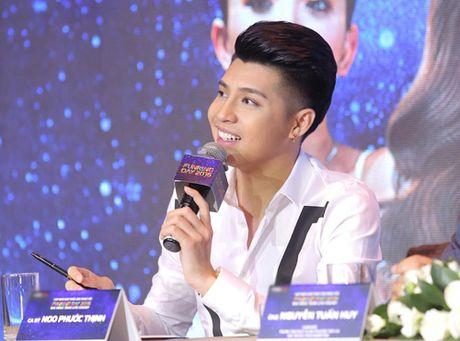 Thieu Bao Trang ho bao den ung ho show Noo Phuoc Thinh - Anh 4
